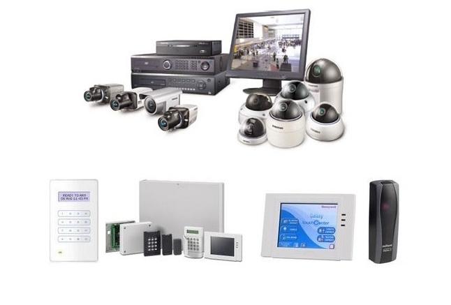 Zabezpečení SVJ - cena a typová instalace